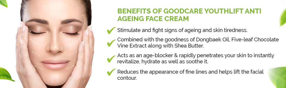 Goodcare Youthlift Anti Ageing Face Cream